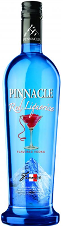 Pinnacle Vodka Red Liquorice